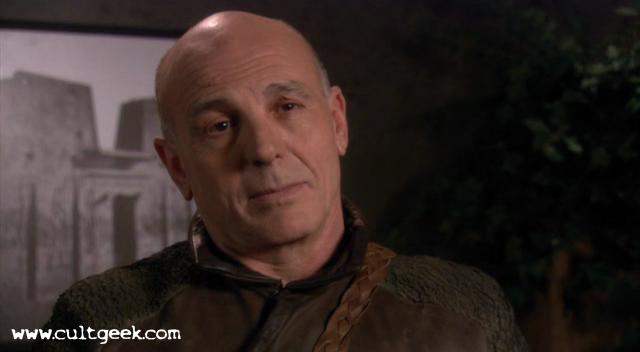 Carmen Argenziano: Old Classics #3: Stargate SG-1 8×18 Threads