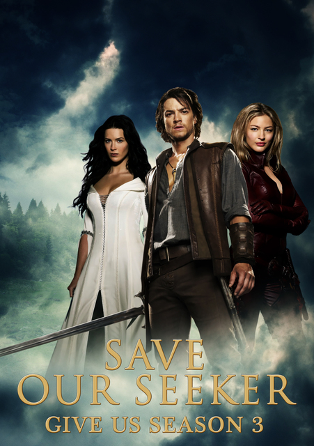 legend of the seeker complete series
