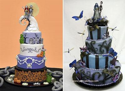 wedding cakes | Geek TV